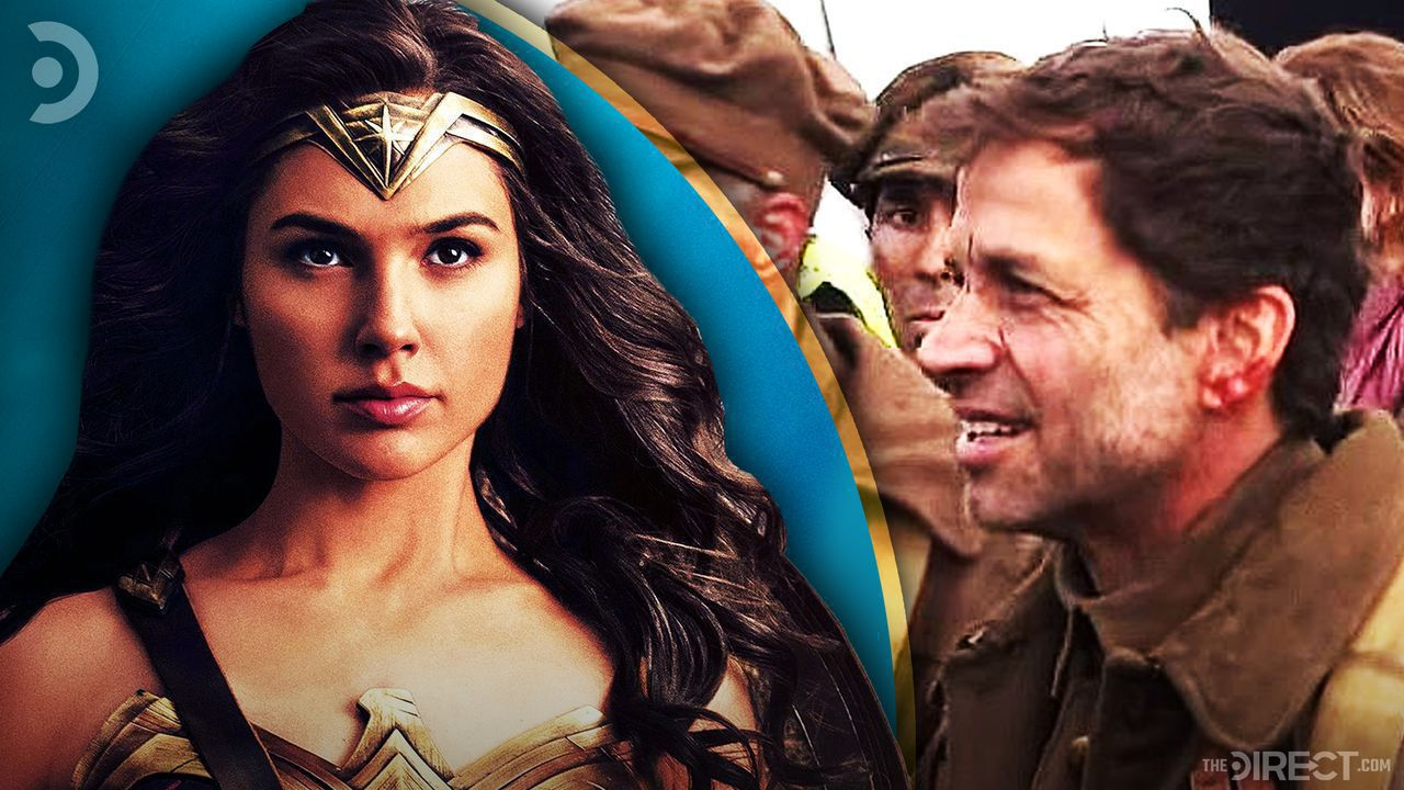 Wonder Woman and Zack Snyder