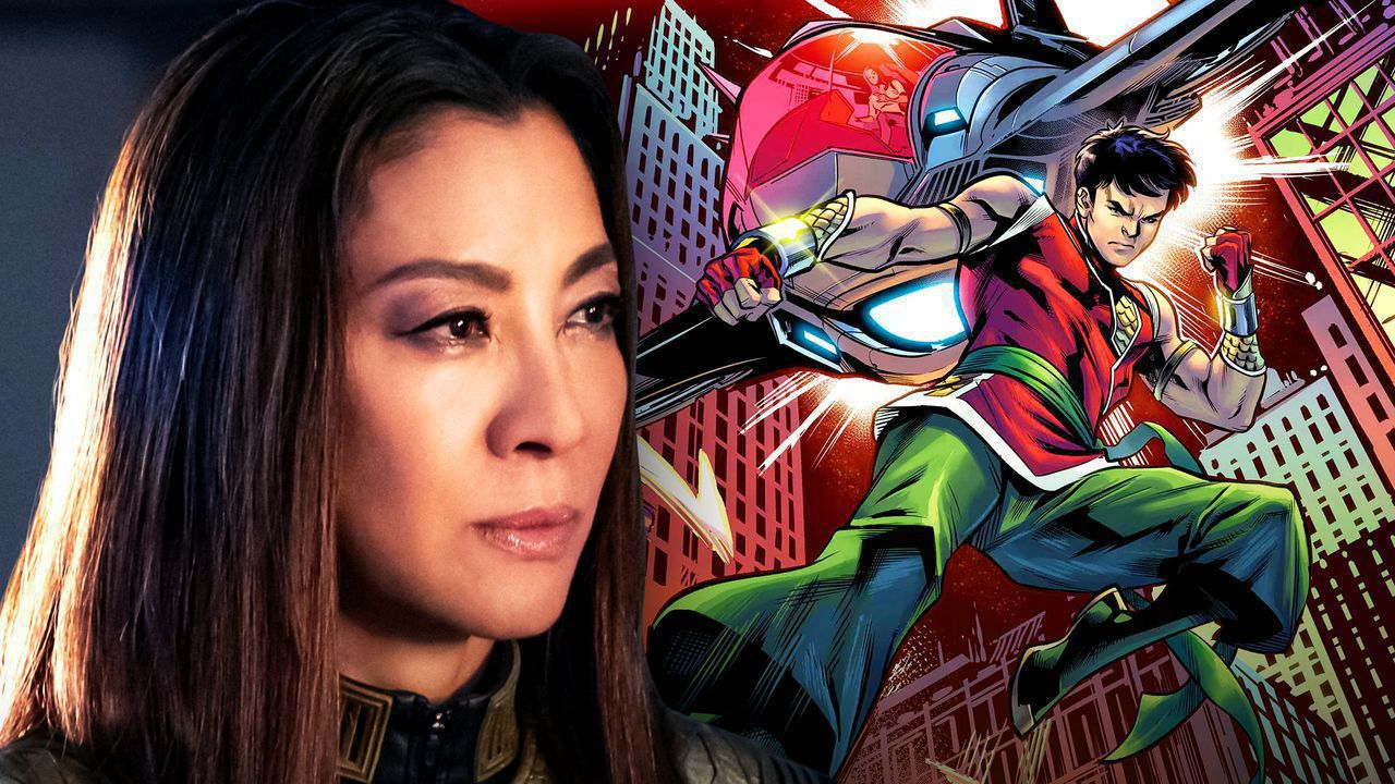 Michelle Yeoh, Shang-Chi