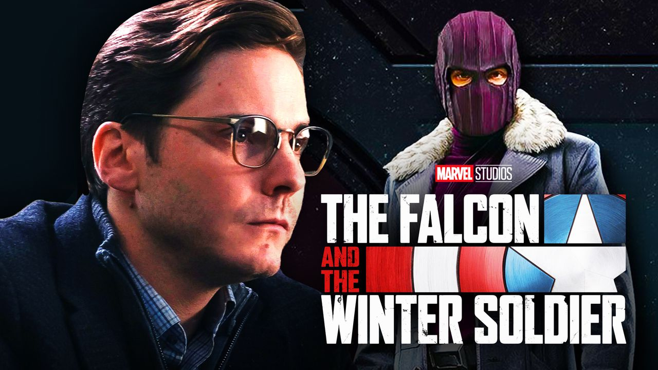 Zemo, The Falcon and the Winter Soldier logo