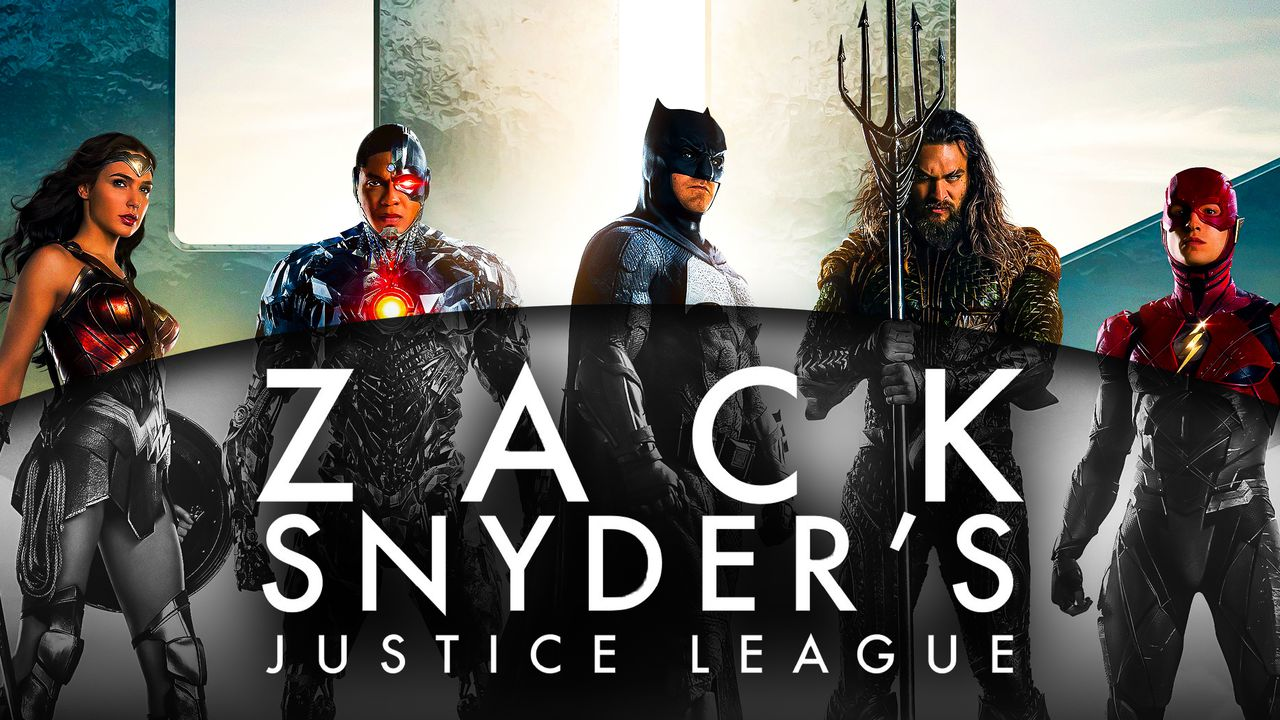 Zack Snyder's Justice League, Justice League