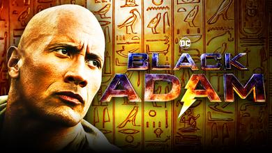 "Dwayne ""The Rock"" Johnson Black Adam"