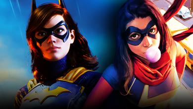Ms Marvel Batgirl