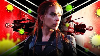 Black Widow, Scarlett Johansson