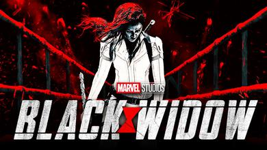 Black Widow, White Widow.