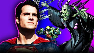 Henry Cavill as Superman, Brainiac