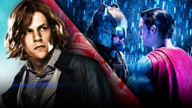 Lex Luthor Batman v Superman
