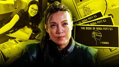 The Book of Boba Fett, Fennec Shand, Ming-Na Wen