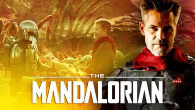 The Mandalorian Timothy Olyphant Cobb Vanth