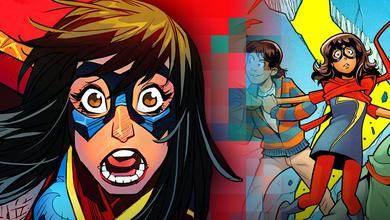 Ms Marvel Close Up and Full Body Shot