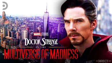 Doctor Strange, New York City