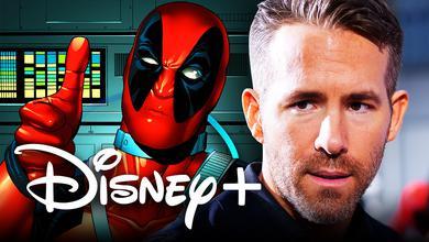 Animated Deadpool Ryan Reynolds