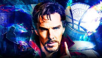 Doctor Strange 2, Benedict Cumberbatch