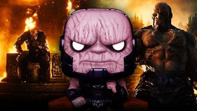 Darkseid, Funko Pop, Zack Snyder's Justice League