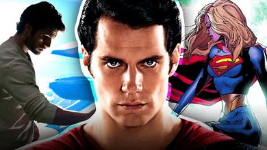 Clark Kent, Superman, Supergirl
