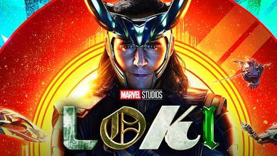 Loki Poster, Loki Logo