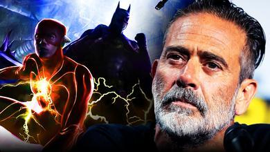 Jeffrey Dean Morgan Batman Flash
