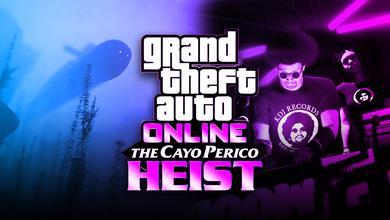 GTA Cayo Perico Heist