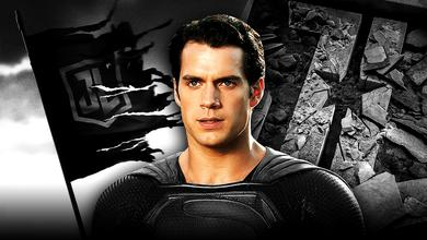 Zack Snyder Justice League Henry Cavill