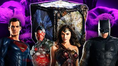 Justice League, Mother box