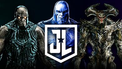 Darkseid, Steppenwolf, Zack Snyder's Justice League