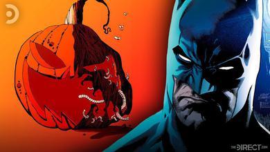 Cartoon pumpkin, Batman