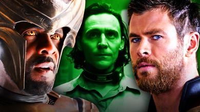 Thor, Loki, Heimdall