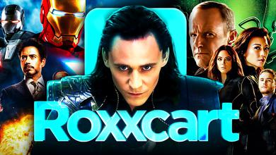 Loki Iron Man Agents of SHIELD