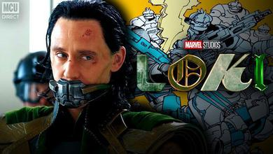 The MCU's Loki with the Time Variance Authority's Minutemen.