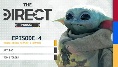Baby Yoda, The Direct Podcast