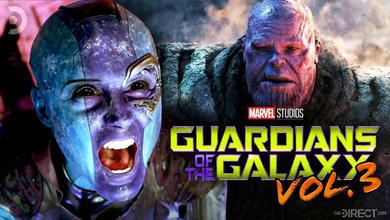 """Nebula will be """"rebuilding her life"""" in Guardians of the Galaxy Vol. 3"""