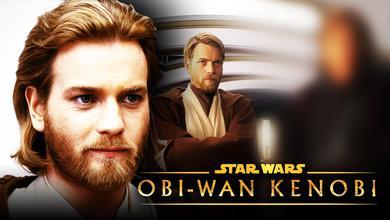 Ewan McGregor as Obi-Wan Kenobi, Obi-Wan Kenobi logo