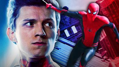 Spider-Man Endgame Poster, Spider-Man Far From Home Scene