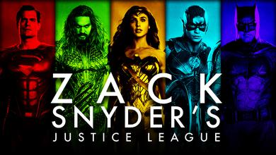Justice League characters background