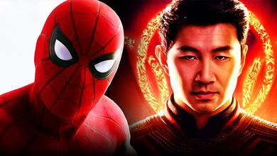 MCU Spider-Man, Simu Liu as Shang-Chi
