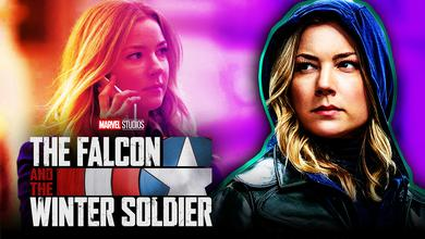 Falcon and Winter Soldier Sharon Carter