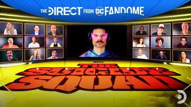 Suicide Squad FanDome Video