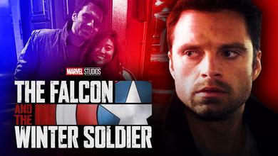 Sebastian Stan, Miki Ishikawa, The Falcon and the Winter Soldier
