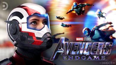 Concept lab Perception details Avengers: Endgame's time travel concepts