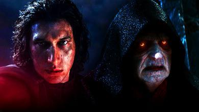 Kylo Ren, Palpatine in Star Wars: The Rise of Skywalker