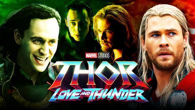 Thor, Loki, Thor: Love and Thunder