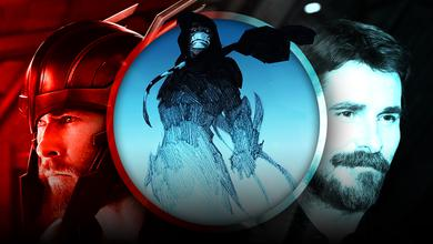 Thor, Gorr, Christian Bale