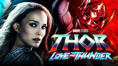 Natalie Portman Jane Foster Mighty Thor