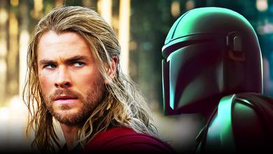 Chris Hemsworth as Thor, The Mandalorian