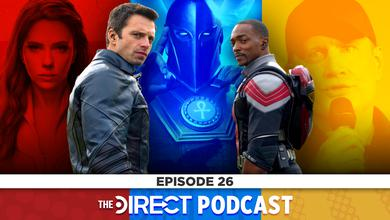 The Falcon and the Winter Soldier, Black Widow, Doctor Fate, Kevin Feige