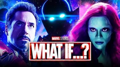 What If?, Gamora,  Iron Man
