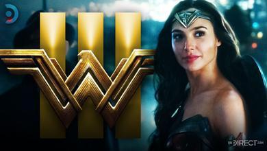 Wonder Woman Logo, Gal Gadot Wonder Woman/Diana Prince