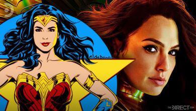 Wonder Woman 1984 new promo art showcases vibrant feel