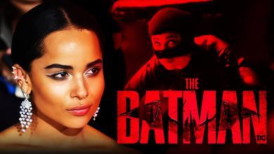 Robert Pattinson Batman Catwoman