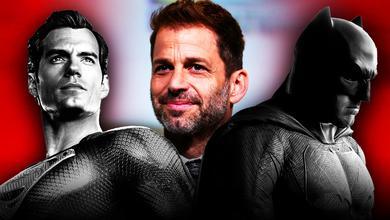 Zack Snyder, Henry Cavill, Ben Affleck
