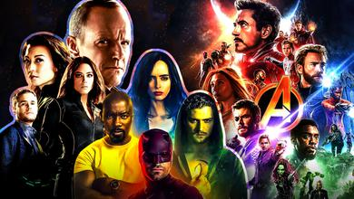 Agents of SHIELD, Charlie Cox as Daredevil, Mike Colter as Luke Cage